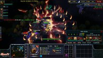 [3Q GameTV] Ban ket 1 - D.O.T.A Ares vs Le Anh Tuan - Game 2