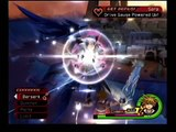 Kingdom Hearts 2 Sephiroth AMV battle with Sora and Cloud