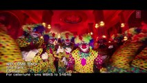 Welcome Back VIDEO Song - Mika Singh  John Abraham  Welcome Back