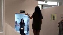 ee70fcf9d Espelho Mágico: Provador virtual permite experimentar a roupa sem se ...