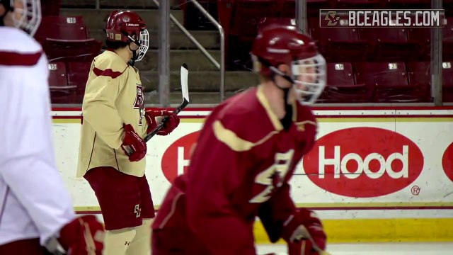 EPIC - The Way the BC Eagles Hockey Prepares for Tournament Play