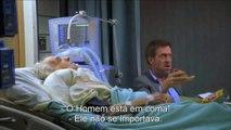 Dr. House - Eu não sinto nada! (Tributo, Legendado)