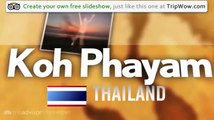 """""""An Island Without Cars . . """" Phoedo's photos around Koh Phayam, Thailand (islands without cars)"""