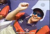 Britney Spears - (You Drive Me) Crazy live on 1999 - U.S. Open Arthur Ashe Kid's Day