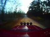 100 Acre Wood Rally '10 SS2 @ Sunset