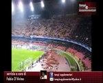 Ecco cosa succede allo stadio San Paolo quando gioca il Napoli - Napoli Manchester City