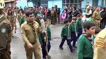 desfile 21 de Mayo 2015 en Temuco