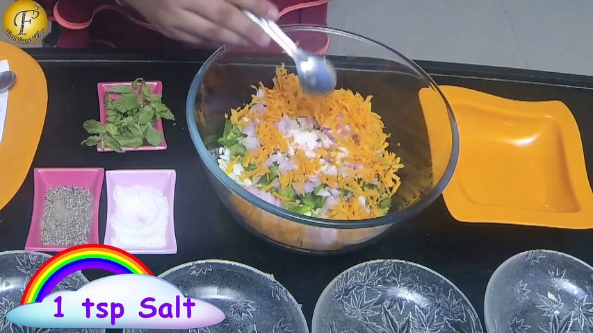 RUSSIAN SALAD by Junior Chef Vaani Sehgal