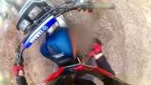 Dirt bike trail ride part 3 honda crosstour offroad and yamaha dt175 enduro