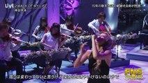 Koda Kumi - Walk Of My Life (FNS Uta no Matsuri 29.07.2015)