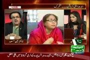 Faryal Talpur to send Dr Shahid Masood a Legal Notice_ Check Dr Shahid Masood's