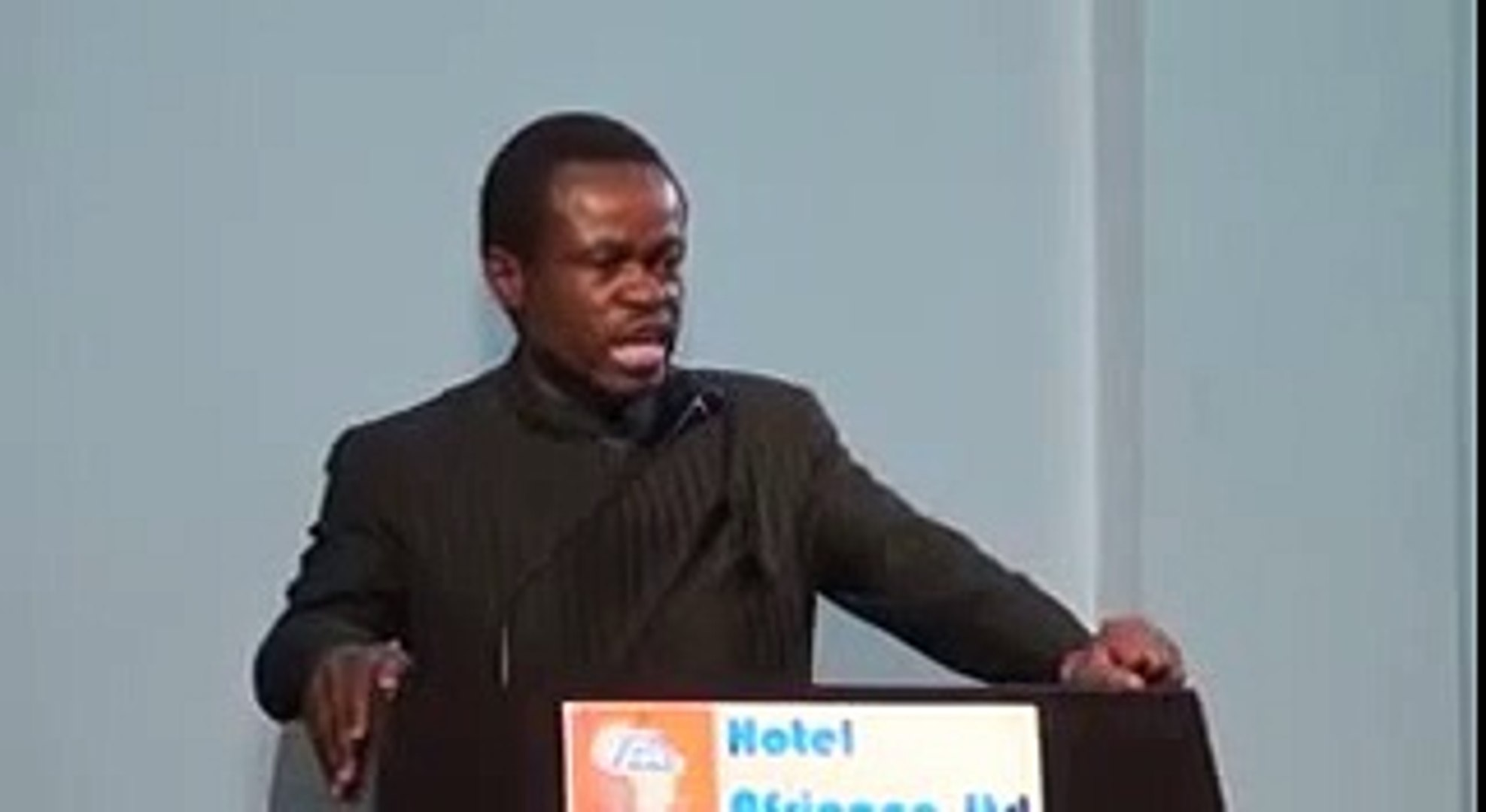 Patrick Lumumba on corruption and Africa