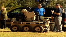 Armed Unmanned Ground Vehicles
