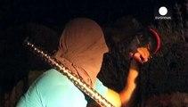 Западный берег: палестинцы выходят в ночной дозор