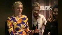 Mistress America - Exclusive Interview with Greta Gerwig & Noah Baumbach