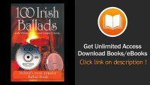 100 Irish Ballads - Volume 1 Irelands Most Popular Ballad Book EBOOK (PDF) REVIEW