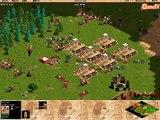 [GameTV.vn] AOE Giao Luu Assyrian | Dinosaur vs HoangMaiNhi  Tran 7 (010612)
