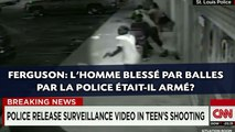 Ferguson: L'homme blessé par balles par la police était-il armé?