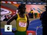 Boys & Girls Champs 2013 Girls 100m Class 2 Finals Jamaica