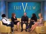 David Hyde Pierce on The View!