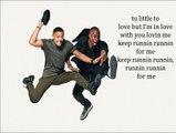Nico & Vinz Runnin Lyrics