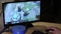 HP Stream Mini - Gaming - League of Legends, Counterstrike Go, Steam in Home Streaming, Emulation