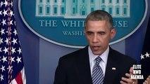 FERGUSON RIOTS - Obama Calls on U.S. to Accept Ferguson Grand Jury Decision & Protest Peacefully