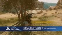 Metal Gear Solid V : The Phantom Pain - Démo Afghanisatn - Inside PlayStation LIVE - Gamescom 2015