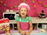PRINCESS PARTY HAT tutorial   how to make a tasty chocolate treat for your lolly or candy bar
