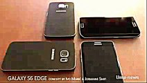 Samsung galaxy S6 Edge Hands On! official vidoe  Introl Galaxy S6  smartphone lover fans
