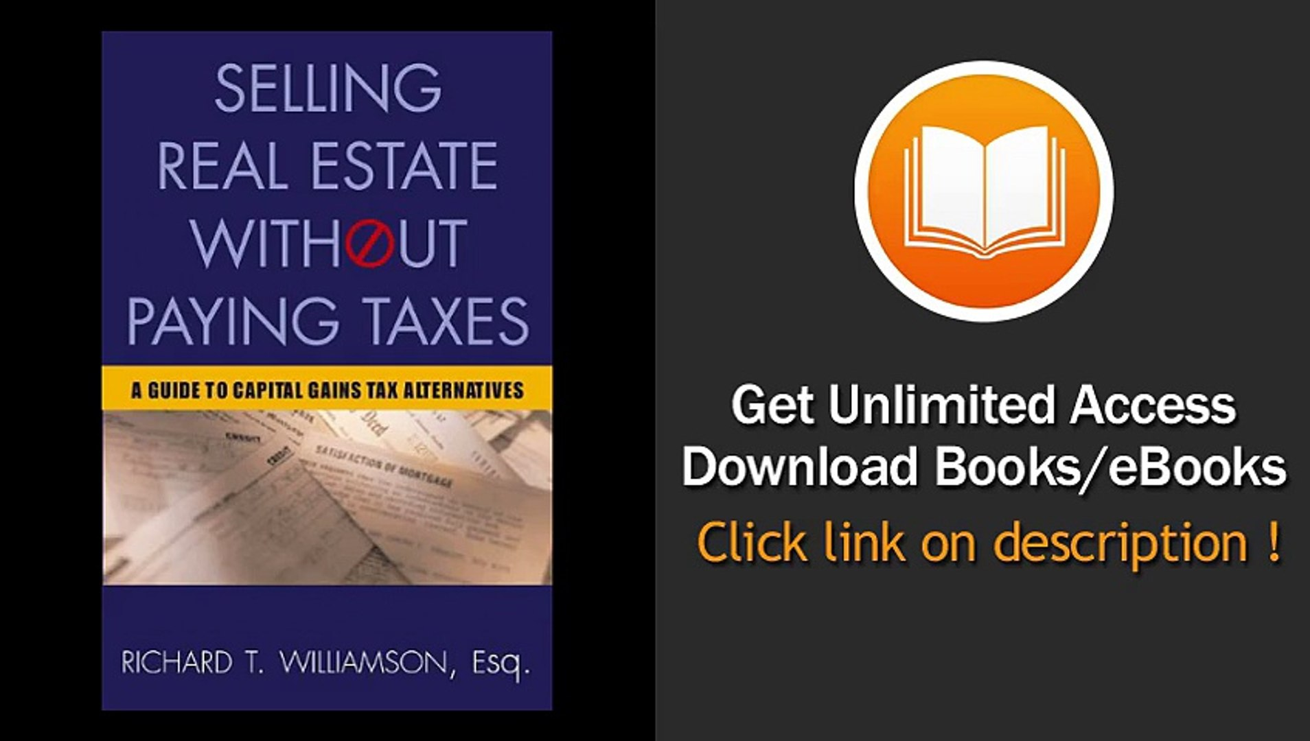 Selling Real Estate Without Paying Taxes Capital Gains Tax Alternatives Deferral vs Elimination of T