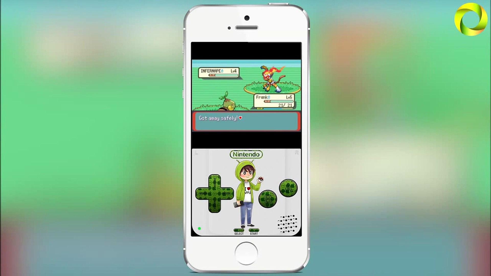 GBA4iOS: How to Get Randomized Pokemon ROM Hacks (NO COMPUTER) (NO  JAILBREAK)