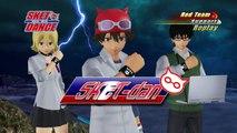 J-Stars Victory VS+: Kenshin/Yusuke/SKET-Dan VS Zebra/Raoh/Heihachi