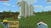 How to get the Lucky Block Mod for Minecraft PE iOS version