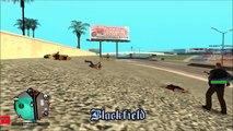 MTA Multi Theft Auto San Adreas SAUR RPG 