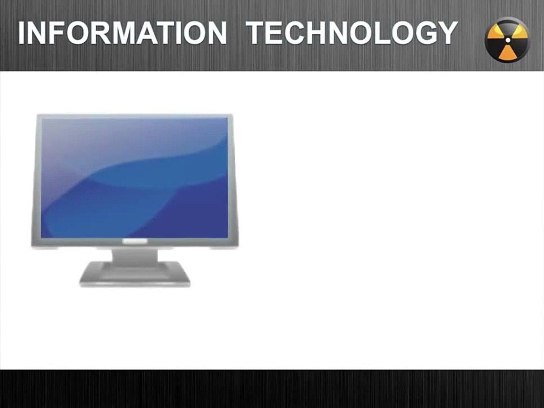 information technology seminar PPT presentation