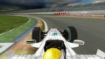 Valencia Shakedown  2010 F1 Pit-Lane  HD