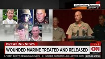 Marines SACRIFICED THEMSELVES to save the lives of others in Chattanooga jihad massacre