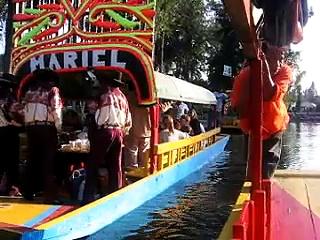 Xochomilco Boats
