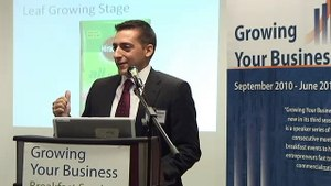 John talks about assisting SMEs raise financing and much more