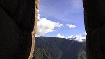 UFO Peru Meteorite Cusco meteor disburses UFO fleet over Machu Picchu
