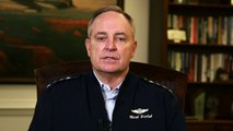 CSAF Airman To Airman featuring Gen Welsh - Stay Focused