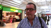"Travellers react to ""VAT scam"" by airport shops"