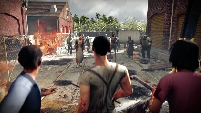 The Walking Dead No Man's Land - bande annonce