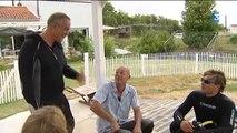 Série vacances en Poitou-Charentes : baptême de plongée