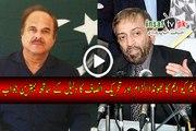 MQM Kay Farooq Sattar ka Bhonda Ilzam aur PTI Kay Naeem-ul-Haq ka Logical Jawab