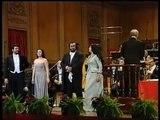 Angela Gheorghiu/Luciano Pavarotti - Modena, 2001 - LIVE IN CONCERT