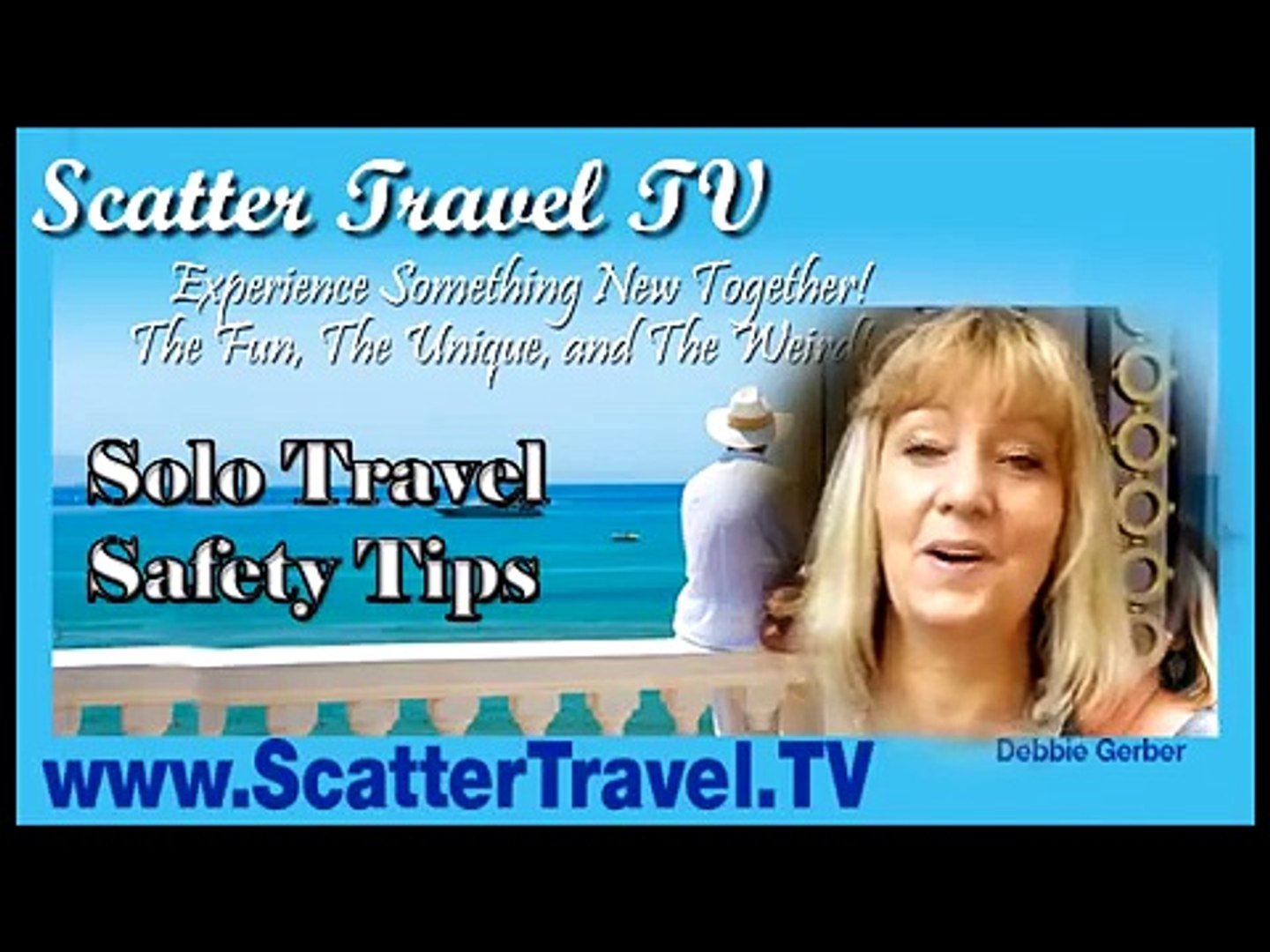 Traveling Tips and Travel Checklist, Solo Travel Safety Tips [Quick Travel Tips #37b]