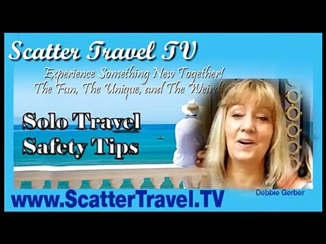 Traveling Tips and Travel Checklist, Solo Travel Safety Tips [Quick Travel Tips #37b]   Godialy.com