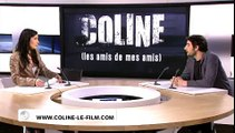 Coline Interview d'Etienne Constantinesco JT de TV5 monde
